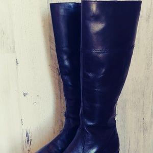 Bandolino Coco Brown Leather boots 8.5